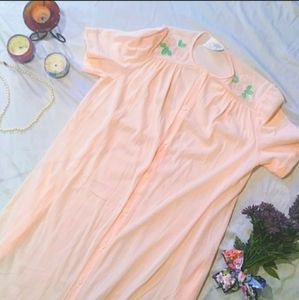 Vtg 60s/70's robe